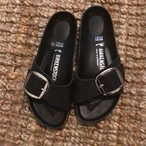 Big buckle limited edition Birkenstock